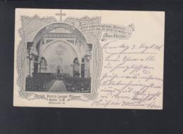 Dt. Reich AK Christl. Verein Junger Männer 1916 - Christentum