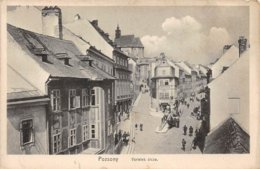 Slovaquie - N°61334 - POZZONY - Vartelek Utcza - Slovakia