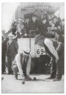 """""""Fanny"""" Un Film De Marc Allegret - Jules Raimu, Fernand Charpin - Photo Roger Foster - (Partie De Pétanque) - Acteurs"""