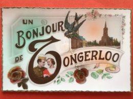 UN BONJOUR DE TONGERLOO - TONGERLO - WESTERLO - KERK IN HET DORP - Westerlo