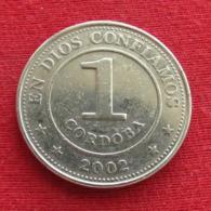 Nicaragua 1 Cordoba 2002 KM# 101 - Nicaragua