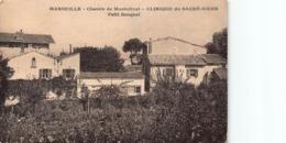 CPA MARSEILLE - Chemin De Montolivet - CLINIQUE Du Sacré-Coeur - Petit Bosquet - Saint Barnabé, Saint Julien, Montolivet