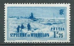 SAINT PIERRE ET MIQUELON 1938. N° 183 .  Neuf ** (MNH) - St.Pierre Et Miquelon