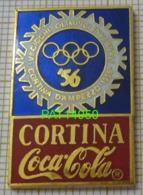 COCA  JO CORTINA 56  En Version EGF  The Coca Cola Co - Coca-Cola