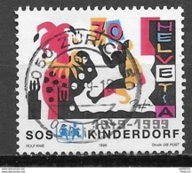 Schweiz Mi. Nr.: 1686 Vollstempel (szv90er) - Suiza