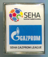 HANDBALL BALONMANO - SEHA, South East Handball Association, Pin, Badge, Abzeichen - Balonmano