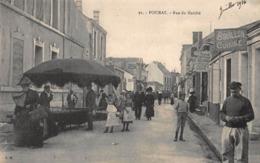CPA FOURAS - Rue Du Marché - Fouras-les-Bains
