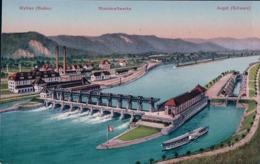 Augst BL, Wyhlen Allemagne, Rheinkraft Werke (35260) - BL Basle-Country