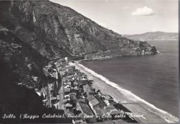 Scilla - Punta Paci E Lido Delle Sirene - Reggio Calabria - H5674 - Reggio Calabria