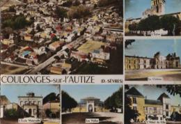 CPSM Coulonges Sur L'autize - Coulonges-sur-l'Autize