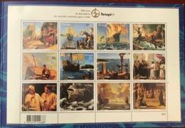 Portugal, 1998, N° 2281 à 2292 ** En Feuillet TB ( Anniversaire De La Route Maritime De Indes Par Vasco De Gama - Blocs-feuillets