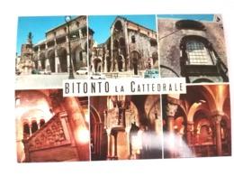 BITONTO   NON VIAGGIATA COME DA FOTO  ARCH39 - Bitonto