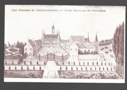 Bilzen - Cour D'honneur De L'Archicommanderie De L'Ordre Teutonique Des Vieux-Joncs / Alden Biesen - Bilzen