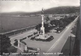 Reggio Calabria - Passeggiata A Mare - Monumento Ai Caduti - H5677 - Reggio Calabria