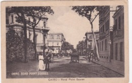 CAIRO , Egypt , 00-10s ; Rond Point Suares - Cairo