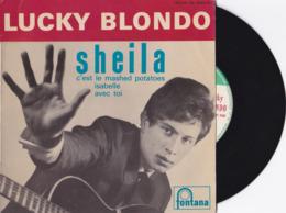 LUCKY BLONDO 1962 SHEILA MASHED POTATOES - Rock