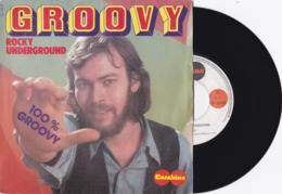 ROCKY UNDERGROUND 1974 GROOVY - Rock