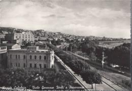 Reggio Calabria - Viale Genovese Zerbi E Panorama - H5682 - Reggio Calabria