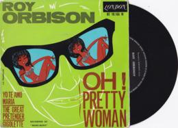 ROY ORBISON 1964 OH PRETTY WOMAN - Rock