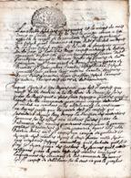 1724 Délibération Du Conseil De St MICHEL L' Observatoire  Sur La Gestion De Ses Moulins - Historical Documents