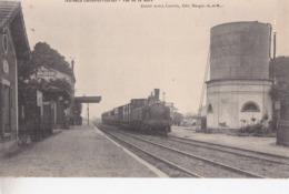 Nangis Vue De La Gare - Nangis