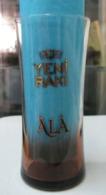 AC - YENI RAKI ALA - SUPERIOR GLASS FROM TURKEY - Glazen