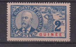 GUINEE : N° 46 * . TB . 1906/07 . - Französisch-Guinea (1892-1944)