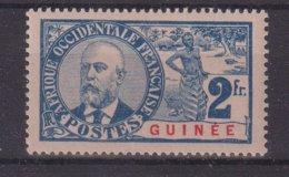 GUINEE : N° 46 * . TB . 1906/07 . - Ongebruikt