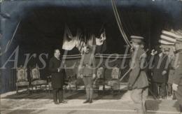 Postcard / CPA / ROYALTY / België / Belgique / Prins Leopold / Prince Leopold / Saint-Gilles / 1919 / Tournoi Militaire - St-Gilles - St-Gillis