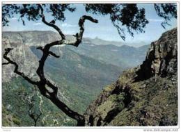 "Carte Postale Afrique ANGOLA  Sa Da Bandeia   Panoramica Da "" Tundavala "" édit: IRIS Hoa-Qui N°4576 BT3 - Angola"