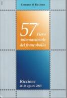 Riccione - 57° Fiera Internazionale Del Francobollo - H5690 - Rimini