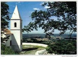 Carte Postale  Afrique  ANGOLA  Sa Da Bandeia   Capela De N.Sa Do Monte.  édit: IRIS Hoa-Qui N°4574 BT3 - Angola