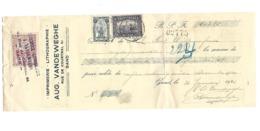 N° 164 (Perron De LIège) + 145 ( 1Fr) Op Reçu GENT 3.II.1921 - 1915-1920 Albert I