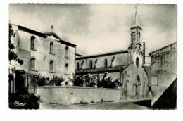 Pignan - L'Eglise - Circulé 1964, Sous Enveloppe - Autres Communes