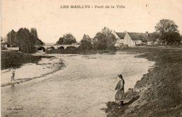Les  Maillys -   Pont  De  La  Tille. - Autres Communes