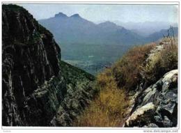 "Carte Postale Afrique ANGOLA  Sa Da Bandeia   Panoramica De "" Leba ""  édit: Fotex N° 4 578  IRIS BT3 - Angola"
