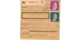 Colis Postal  / De Gairach - Deutschland