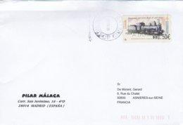 Espagne Lettre 2002 - 2001-10 Storia Postale