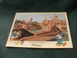 DISNEY EURO DISNEYLAND PARIS  TOPOLINO PAPERINO SOMMERGIBILE NAUTILUS - Disneyland