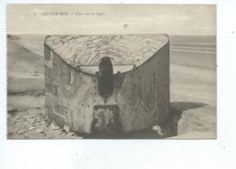 De Haan Coq Sur Mer Pièce Sur La Plage - De Haan
