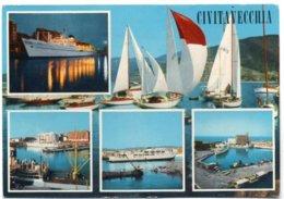 CIVITAVECCHIA - Vedute - Civitavecchia