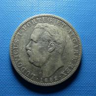 Portuguese India 1 Rupia 1882 Silver - Portugal