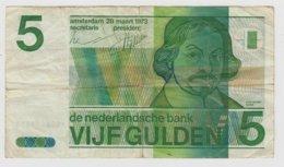 @Y@      Nederland  5 Gulden Biljet      Circulatie - [3] Uitgaven Van Het Ministerie Van Oorlog
