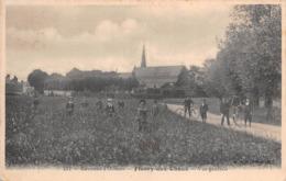45 - Fleury-aux-Choux - Un Beau Panorama Du Village - ( Cueillette Des Choux Par Les Enfants - Eglise ) - Autres Communes