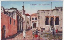 MAROC . TANGER . ANCIEN PALAIS DE JUSTICE . Editeur LEBRUN - Tanger