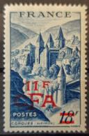 RÉUNION / CFA 1949/52 - MNH - YT 305 - 11F - La Isla De La Reunion (1852-1975)