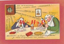 CPA Satirique -  Occupation Allemande  - HEIL HITLER... Ces Loupes Allemandes Sont Merveilleuses - Illustrée Par MAY - Guerre 1939-45