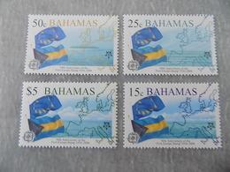 Série 4 Timbres Neuf Bahamas 2006 : Cinquantenaire Du Timbre EUROPA CEPT - Europa-CEPT