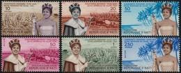 ~~~ Haiti 1960 - Miss Haiti Fouchard  - Mi. 615/620 ** MNH  Depart 1 Euro ~~~ - Haïti