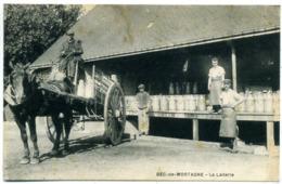 76 BEC-de-MORTAGNE ++ La Laiterie ++ - Andere Gemeenten